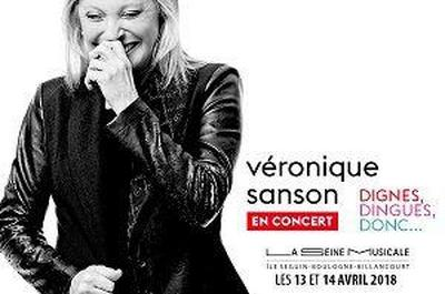 Véronique Sanson à Boulogne Billancourt