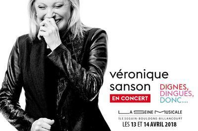 Veronique Sanson à Boulogne Billancourt