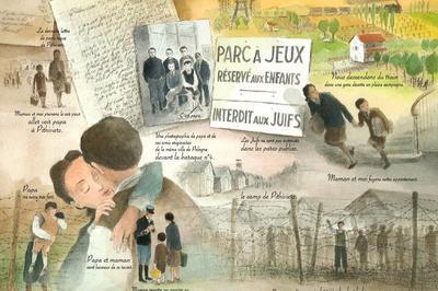Visite commentée du Musée-Mémorial pour les jeunes, autour de l'histoire d'Isaac Millman, enfant caché à Orléans