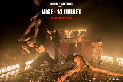 Vice  à Paris 20ème