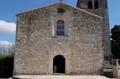 Vidite Libre De L'église à Mirmande