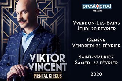 Viktor Vincent à Belley
