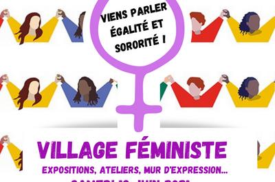 Village féministe à La Rochelle