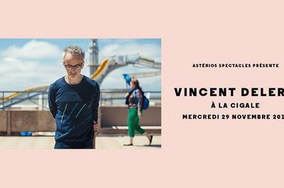 Vincent Delerm à Paris 18ème