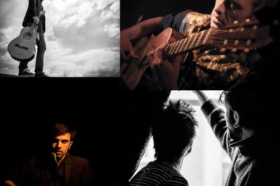 Vincent Tournoud & Tristan Eche guitare et chanson française à Grenoble