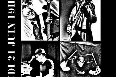 Vintage classic Rock Band (Fête de la Musique 2018) à Lille
