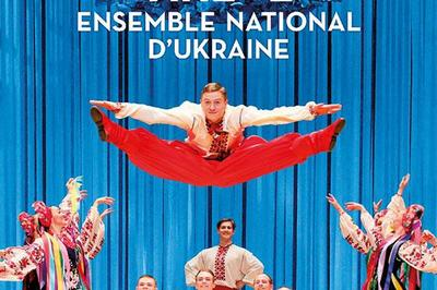 Virsky - Ensemble National D'Ukraine à Grenoble