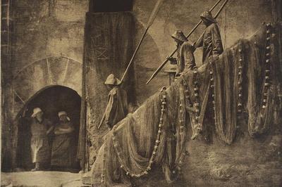 Visions d'artistes : Photographies pictorialistes 1890-1960 à Chalon sur Saone