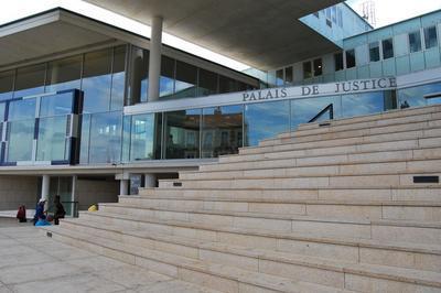 Visite À 2 Voix De La Cité Judiciaire à Pontoise