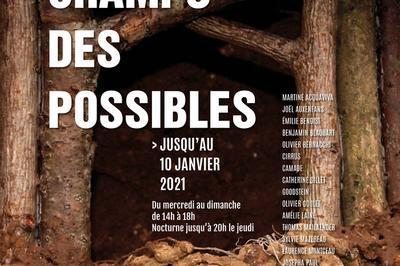 Visite Accompagnée De L'exposition Les Champs Des Possibles à Dreux