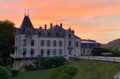 Visite Accompagnée De L'extérieur Du Château De Vaux-sur-poligny Et Du Parc à Poligny