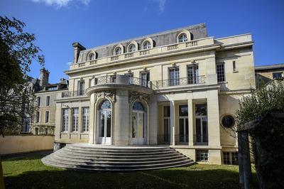 Visite Accompagnée Du Siège Du Tribunal Administratif De Poitiers