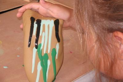 Visite-atelier Céramique En Famille à Vallauris