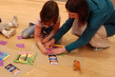Visite-Atelier Enfant à Giverny
