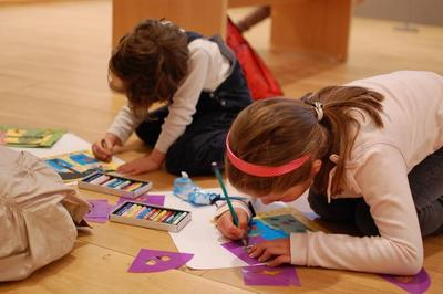 Visite-atelier Jeune Public Avec Le Club Des Impressionnautes à Giverny