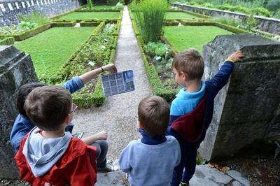 Visite- Atelier  « Crée Ton Jardin ! » Aux Charmettes, Maison De Jean-jacques Rousseau à Chambery