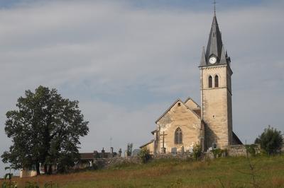 Visite Audioguidée De L'église Saint Didier De Rignat à Bohas