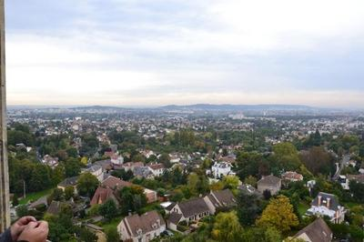 Visite Audioguidée Du Paysage Depuis Le Clocher De La Collégiale Saint-martin à Montmorency
