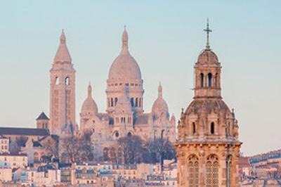 Visite Audioguidee Du Sacre Coeur Et Alentours à Paris 18ème