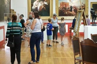 Visite Autour Des Dernières Acquisitions Et Restaurations Du Musée. à Le Bouscat