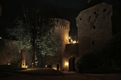 Visite Aux Chandelles à Lassay les Chateaux