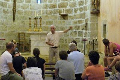 Visite Commentée de l'Église Sant-Marti à Sorede