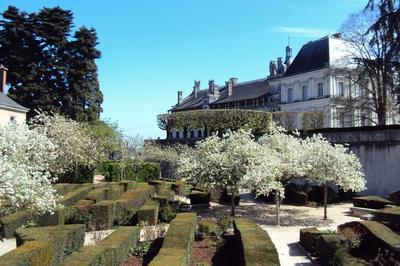 Visite Commentée Autour Des Jardins Royaux Du Château De Blois