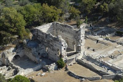 Visite Commentée : Balade à Cemenelum à Nice