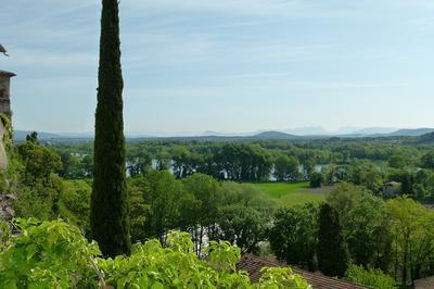 Visite Commentée Carnet De Voyage Sur La Via Rhona. à Viviers
