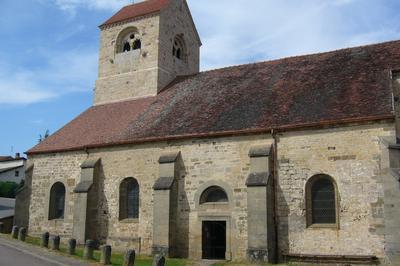 Visite Commentée D'une Église Du Moyen Âge à Voisey