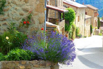 Visite Commentée De Boucieu-le-roi, Labellisé Village De Caractère. à Boucieu le Roi