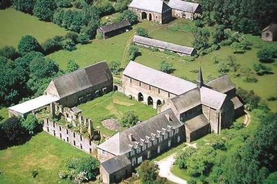 Visite Commentée De L'abbaye De Clairmont à Le Genest saint Isle
