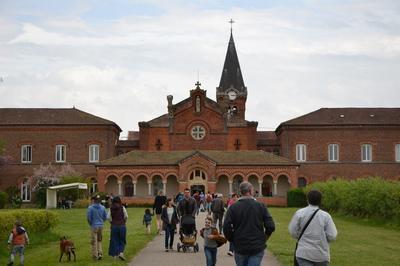 Visite Commentée De L'abbaye Notre-dame Des Dombes. à Le Plantay