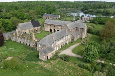 Visite Commentée De L´abbaye De Clairmont à Le Genest saint Isle