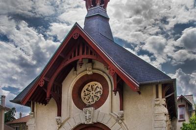 Visite Commentée De L'ancien Temple à Argenteuil