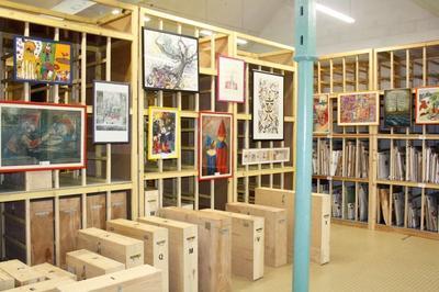 Visite Commentée De L'artothèque Mémoires Du Futur à Troyes