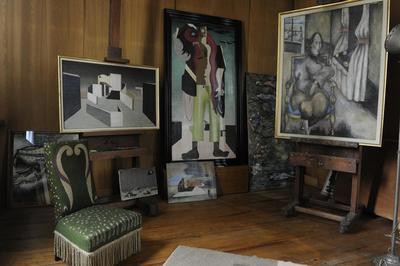 Visite Commentée De L'atelier Du Peintre Jean Lurçat à Paris 14ème