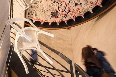 Visite Commentée De L'ecole Supérieure De Design De Troyes