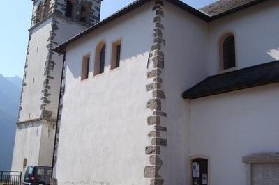 Visite Commentée De L'église à Saint Alban Leysse