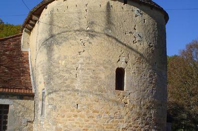Visite Commentée De L'église à Lachapelle Auzac