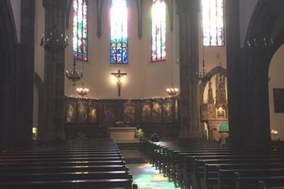 Visite Commentée De L'église Catholique Saint-pierre-le-vieux à Strasbourg