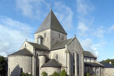 Visite Commentée De L'Église De Locmaria à Quimper