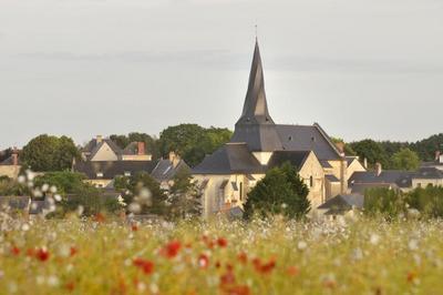 Visite Commentée De L'église De Pontigné à Pontigne