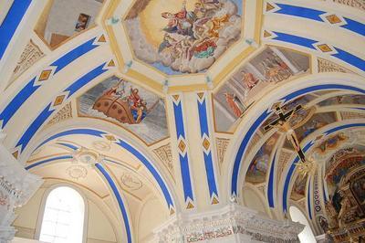 Visite Commentée De L'eglise De Saint-nicolas De Véroce à Saint Gervais les Bains