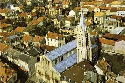 Visite Commentée De L'église Et De Sa Crypte Impériale à Saint Leu la Foret