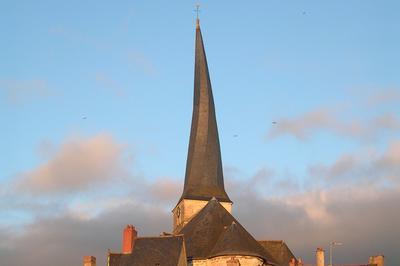 Visite Commentée De L'église - Le Vieil-baugé à Bauge
