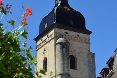 Visite Commentée De L'eglise Saint-bénigne à Pontarlier