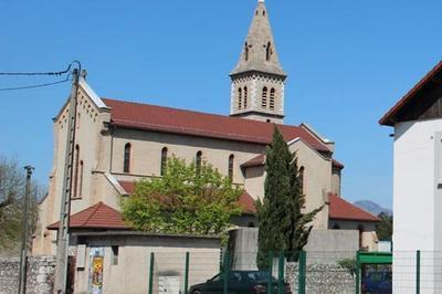 Visite Commentée De L'église Saint Etienne à Le Pont de Claix