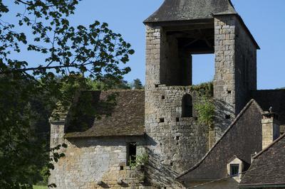 Visite Commentée De L'église Saint-etienne Et Du Bourg à Auriac du Perigord