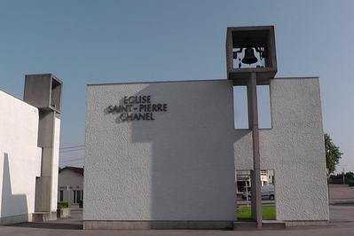 Visite Commentée De L'église Saint-pierre Chanel. à Bourg en Bresse